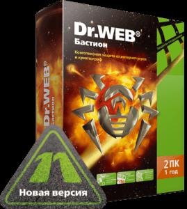 Dr.WEB Бастион (версия 11)